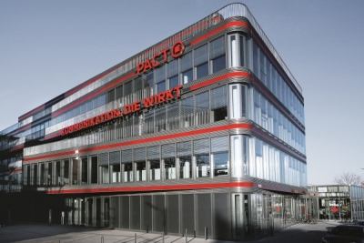 380-PACT Home - The Administration and Training Building of a Media Agency, Munich